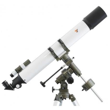 Telescop TS Refractor 80/900 EQ 3-1