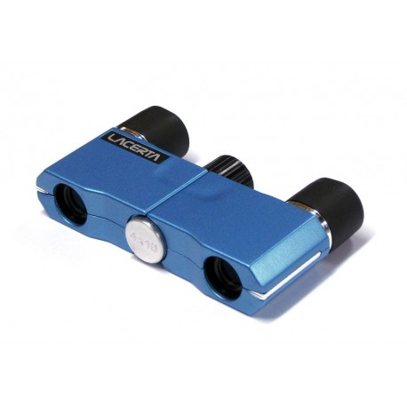 Micro binocular Lacerta 4x10 albastru