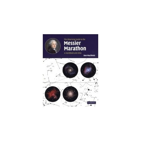 The observing guide to the Messier Marathon