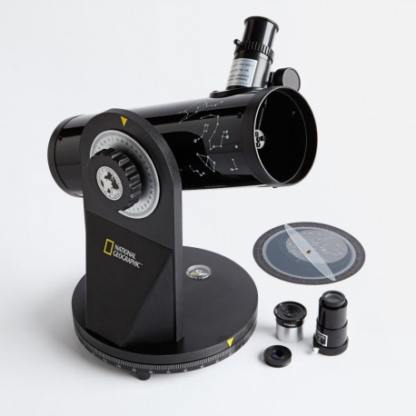 Telescop National Geographic  Dobson N 76/350 DOB