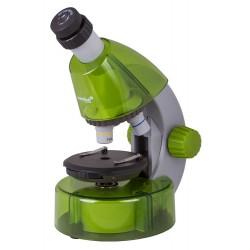 Microscop pentru copii Levenhuk LabZZ M101 Lime