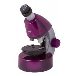 Microscop pentru copii Levenhuk LabZZ M101 Amethyst