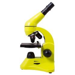 Microscop Levenhuk Rainbow 50L Lime
