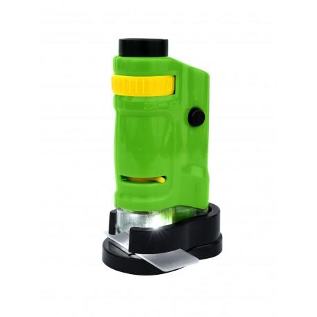 Microscop compact de mana NATIONAL GEOGRAPHIC