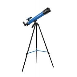 Telescop pentru copii Bresser Space Explorer 45/600 albastru