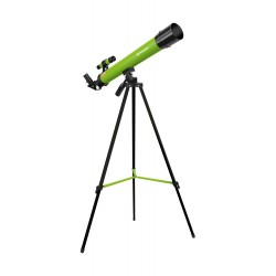 Telescop pentru copii Bresser Space Explorer 45/600 verde