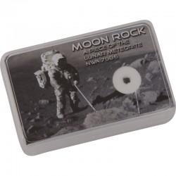 Meteorit lunar autentic - o bucata adevarata din Luna