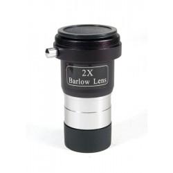 Barlow 2x Levenhuk cu adaptor pentru camera