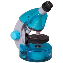 Microscop pentru copii Levenhuk LabZZ M101 Azure