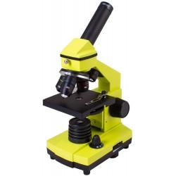 Microscop Levenhuk Rainbow 2L PLUS Lime