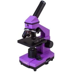 Microscop Levenhuk Rainbow 2L PLUS Amethyst