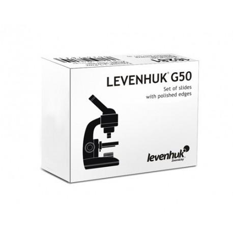Lame Levenhuk G50 50 bucati