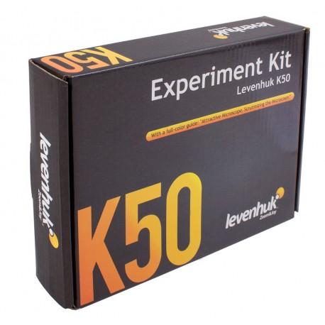 Kit experimente Levenhuk K50