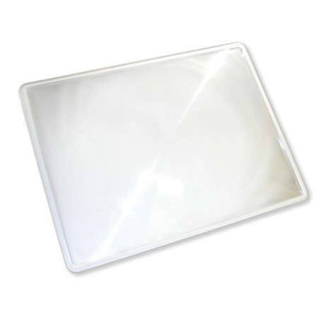 Lupă Carson format mare Page Magnifier 2x