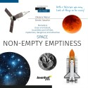 Space. Non-empty emptiness