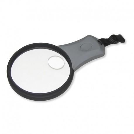 Lupa de cusut Carson LED Lighted MagniLook 2,5x, cu iluminare