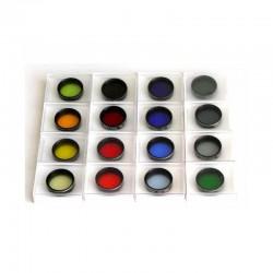 "Filtru colorat TS Optics albastru 1,25"""