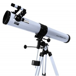 Telescop Seben N 76/900 Big Pack EQ-2