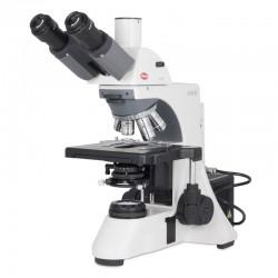 Microscop Motic BA410 Elite, trino, Hal, 50W, 40x-1000x