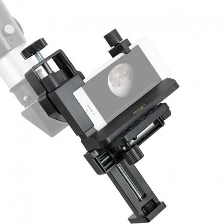 """Adaptor foto 1,25"""" Omegon pentru smartphone si telescop"""