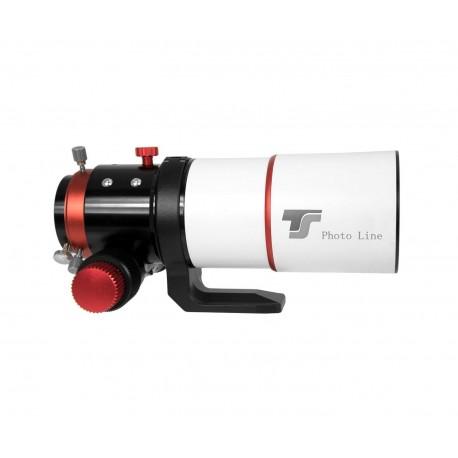 "Telescop TS Optics Refractor apocromat AP 60mm f/6 FPL53 Apo - 2"" R&P Photoline Rosu"