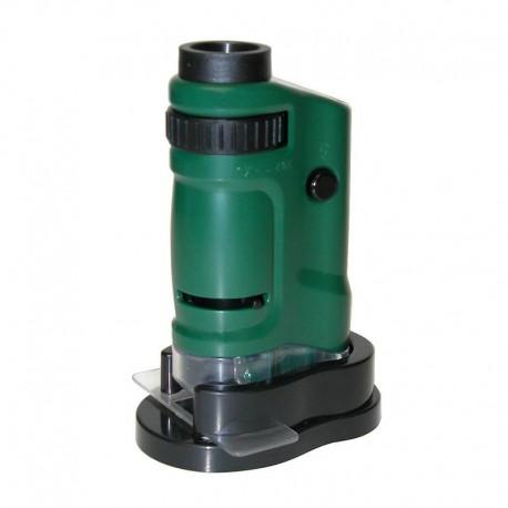 Microscop de mana Carson MicroBrite LED
