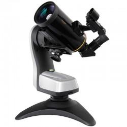 Telescop Omegon Maksutov MightyMak 80 AZ Merlin SynScan GoTo