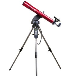 Telescop 80/900 (Luna-80) SkyWatcher cu montura StarDiscovery GoTo
