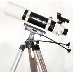 Telescop 80/600 Pro SkyWatcher ED-APO pe montura AZ3