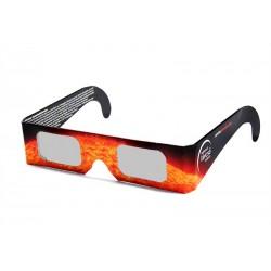 Ochelari pentru eclipsa cu folie Baader ND5 AstroSolar