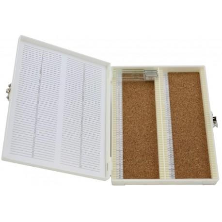 Cutie pentru preparate (100 buc., alb)