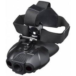 Aparat digital Night Vision BRESSER binocular 1x cu suport pentru casca