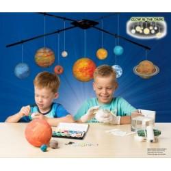 Set sistem solar Bresser
