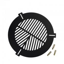Masca ASToptics Bahtinov Premium (metal) diam. 60 (diametru tub 67-99mm)