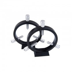 Inele cu suport pentru cautator/luneta de ghidaj 90mm, ASToptics