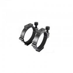 Inele 80mm CNC pentru tub optic, (TAK FS-60) (pereche) ASToptics