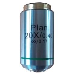 Obiectiv Levenhuk MED 1000 20x/0.40 Plan