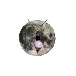 Colier Praf de Luna (forma de picatura)