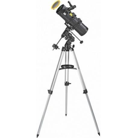 Telescop Bresser Spica 130/1000 EQ3 - oglinda parabolica cu adaptor smartphone