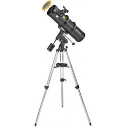 Telescop BRESSER POLLUX 150/750 EQ3 cu filtru solar