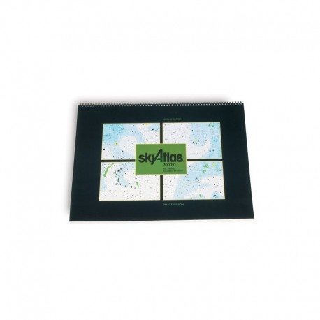 Sky Atlas 2000.0 2ed Deluxe Edition Laminated
