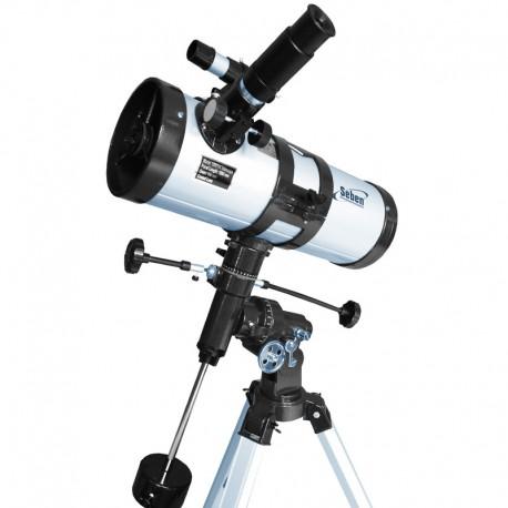 Telescop Seben Star Sheriff 114/1000 EQ3