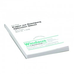 Hartie de curatat lentile Windaus top cu 250 foi 10x13 cm