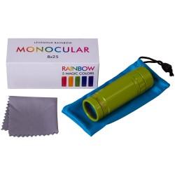 Monocular Levenhuk Rainbow 8x25 lime