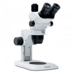 Microscop Olympus SZ61 Stereo Zoom, trinocular