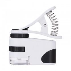 Microscop de buzunar Levenhuk Zeno Cash ZC7 50x