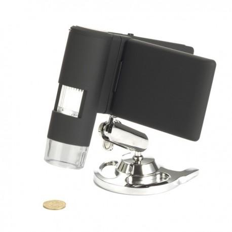 Microscop digital Levenhuk DTX 500 Mobi PROSUS RESIGILAT