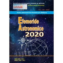 Efemeride astronomice pentru anul 2020