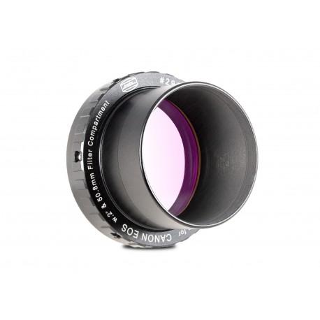 """Inel T Baader pentru DSLR Canon, cu filet de 2"""" (filtru clar 50,4x3mm inclus)"""