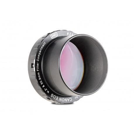 "Inel T Baader pentru DSLR Canon, cu filet de 2"" (filtru UV/IR cut L 50,4x3mm montat)"